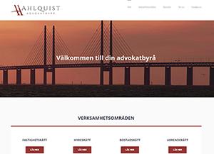 Ahlquist Advokatbyrå